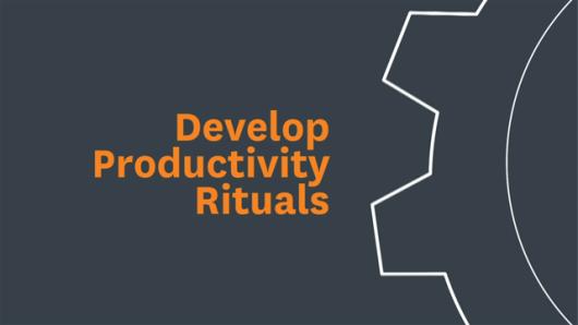 Trucuri pentru productivitate