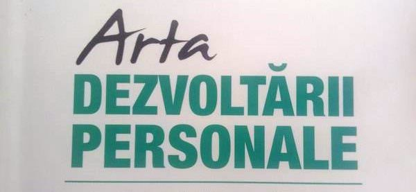 Arta dezvoltarii personale