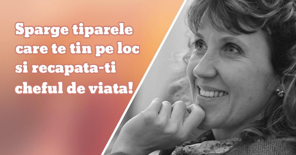 "Concurs: Castiga 2 invitatii la Workshop-ul ""Vindeca-ti viata"""